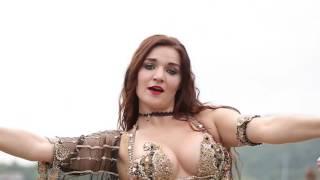 Yulia Redkous--Meganse in Wuhan China
