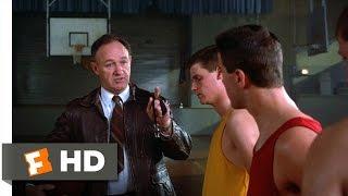 Hoosiers (2/12) Movie CLIP - Coach Meets His Team (1986) HD