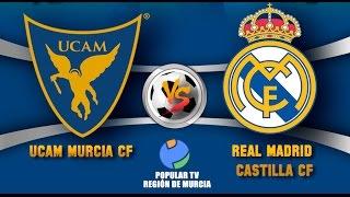 22/05/2016 Playoff Ascenso Segunda, UCAM MURCIA - Real Madrid Castilla