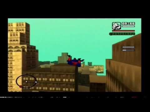 Como llegar a Liberty City GTA San Andreas