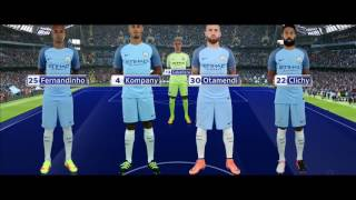 Manchester city vs Crystal Palace |5-0 All goals and highlights