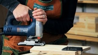 How to Use a Jigsaw | Woodworking