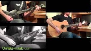 Avenged Sevenfold - Dear God Guitar Lesson