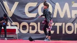 INDIA'S BEST DANCE CREW | AUDITIONS | SHOWREEL | V COMPANY