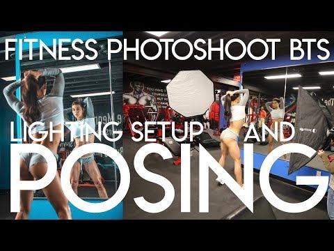Xxx Mp4 Model Posing Fitness Photography Lighting BTS 3gp Sex