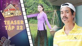 Gia đình sô - bít   Teaser tập 22: Bảo Ân bồi hồi khi bất ngờ tái ngộ mối tình đầu khi hồi hương