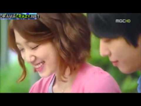 Park Shin Hye & Jung Yong Hwa Yongshin couple Brown Eyes