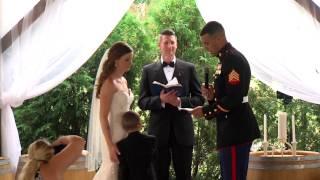 Bride Gives Heartwarming Speech to Stepson