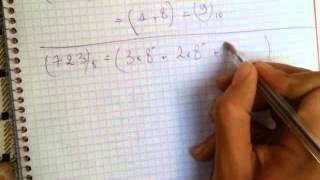 Codage binaire (part 1) - cours d'Informatique ( en darija marocaine )