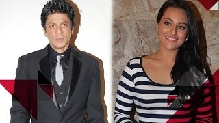 Shah Rukh Gets An Invitaion From Oxford | Sonakshi Waiting For A Partner To Come On Karan