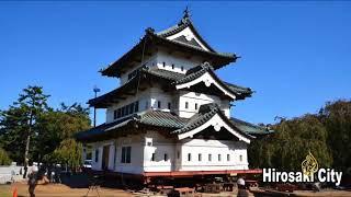 هذا الصباح-تقنية نقل القلاع والقصور وسيلة لجذب السياح باليابان