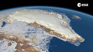 Watching the planet's ice sheets disappear—Professor Eric Rignot