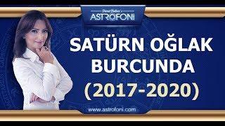 Satürn Oğlak Burcunda (2017-2020), Astroloji, Burçlar, Astrolog Demet Baltacı