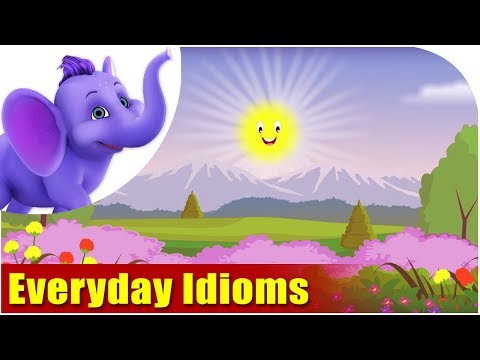 watch Everyday Idioms - made easy