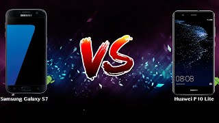 Samsung Galaxy S7 vs Huawei P10 Lite   - Phone battle