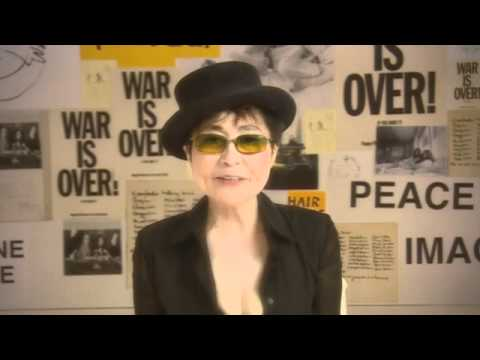 Special Holiday Greeting From Yoko Ono