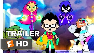 Teen Titans Go! To the Movies Trailer #1 (2018) | Movieclips Trailers