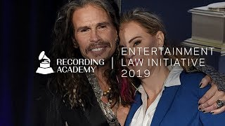Go Inside The Entertainment Law Initiative 2019 GRAMMY Week Event