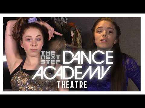 Shelby & Alex C Recreate The Next Step Scenes - TNS Dance Academy Theatre