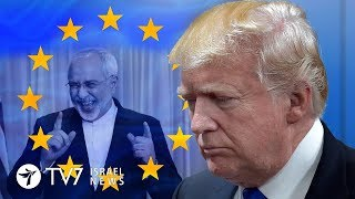 Europe moves to bypass U.S. sanctions on Iran - TV7 Israel News 01.02.19