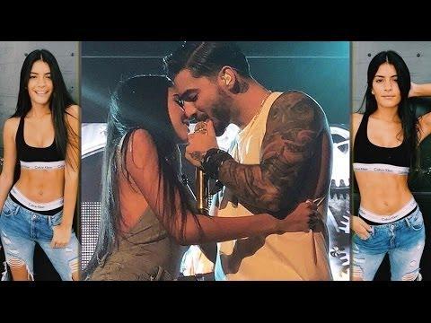 Xxx Mp4 MALUMA KISSES HOT GIRLS ON STAGE Top 10 3gp Sex