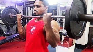 বাইসেপ ও ট্রাইসেপ ব্যায়াম করার সঠিক পদ্ধতি!! Arms Workout Video in BANGLA