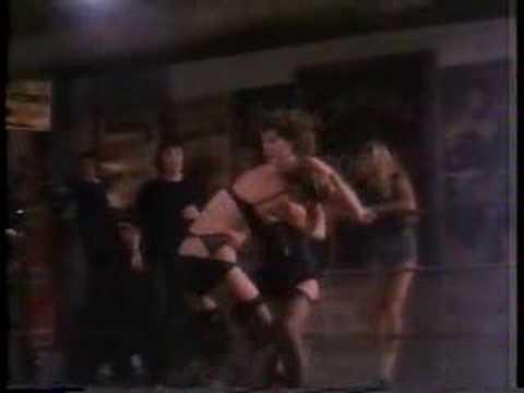 New York Nights 1984 catfight