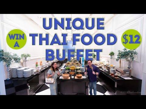 Xxx Mp4 Unique Thai Food Buffet In Bangkok Only 420 Baht 12 Blue Spice Restaurant 3gp Sex
