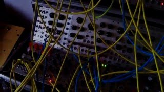 Modular Synth - Patch in Progress 22