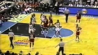 1995 NBA Finals, game one: Houston @ Orlando 1/2
