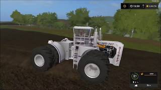fs17 westbridge hills timelapse #12 plowing up the map