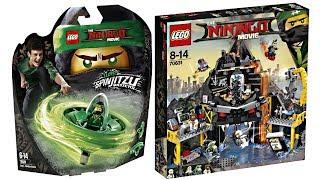 LEGO Ninjago Movie 2018 sets pictures!