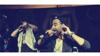 Qusai - The World is a Ghetto feat. Tim Granite (Live)