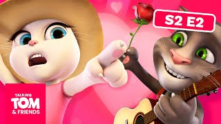 Talking Tom and Friends - Extreme First Date | Season 2 Episode 2