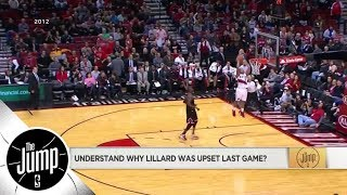 Chauncey Billups & Stephen Jackson: Damian Lillard was right to be upset with CP3 | The Jump | ESPN