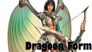 Legend of Dragoon Shana's Dragoon Attack & Magics