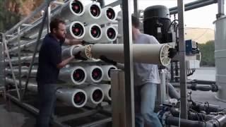 (Acropore) - Hướng dẫn lắp màng RO công nghiệp - Video RO Membrane Loading guide