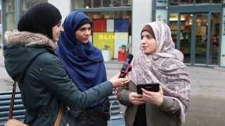World Hijab Day 2015 Switzerland