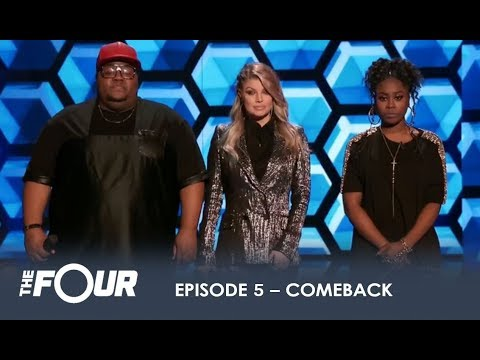 Saeed vs Candice: A GREAT Battle For A Second Chance! | S1E5 | The Four