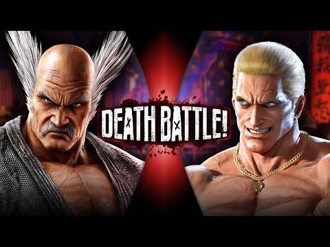 Heihachi Mishima VS Geese Howard Tekken VS King of Fighters DEATH BATTLE