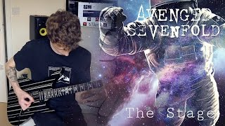 """Avenged Sevenfold - """"The Stage"""" (Guitar Cover)"""