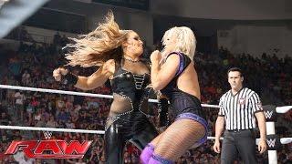 Natalya vs. Dana Brooke: Raw, May 30, 2016