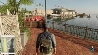 YouTube Live at E3 2016 - Watch Dogs 2 Walkthrough