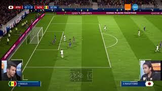 E-Gaming Russia :  Japan VS Senegal