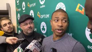 Download Isaiah Thomas rips into Dennis Schroder over