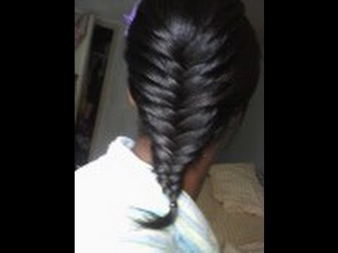 How to Fishtail Braid