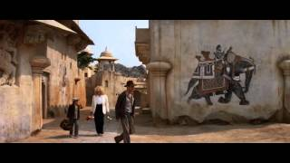Indiana Jones 2 Indian food