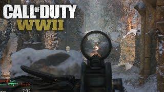 Mijn Eerste Lekkere Potje! (Call Of Duty WW2 PC Beta #5)