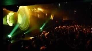 Datsik - Vindicate  LIVE @ Best Buy Theater 1/12/13 HD. Firepower Reloaded Tour