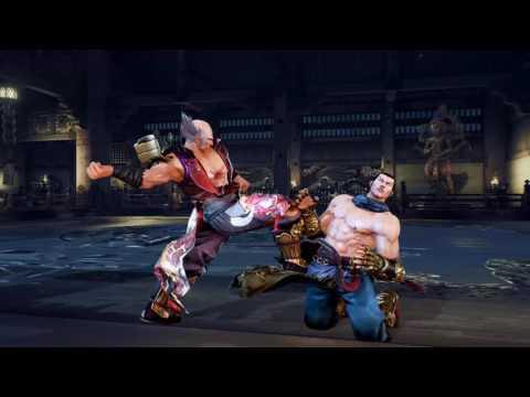 Tekken 7 - Gameplay PC Version - 4K (GTX 1080)